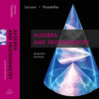 Algebra and Trigonometry (Hardback)