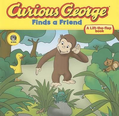 Curious George Finds a Friend (Hardback)