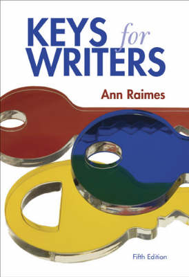 Keys for Writers: Student Text (Spiral bound)