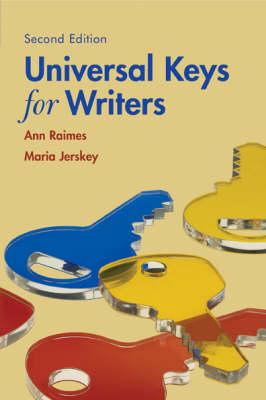 Universal Keys for Writers (Hardback)
