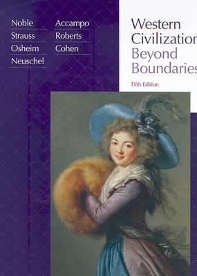 Western Civilization: Beyond Boundaries (Hardback)