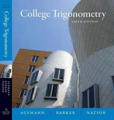 College Trigonometry (Hardback)