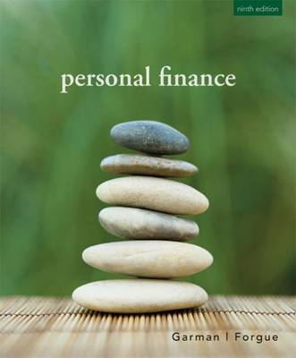 Personal Finance: Student Text (Hardback)