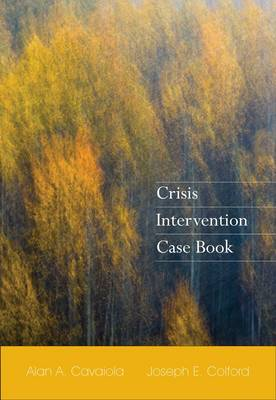 Crisis Intervention Case Book - Crisis Intervention (Paperback)