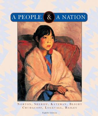 A People and a Nation: Student Text: A History of the United States (Hardback)