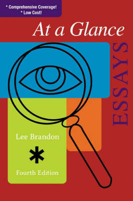 At a Glance: Student Text: Essays (Paperback)