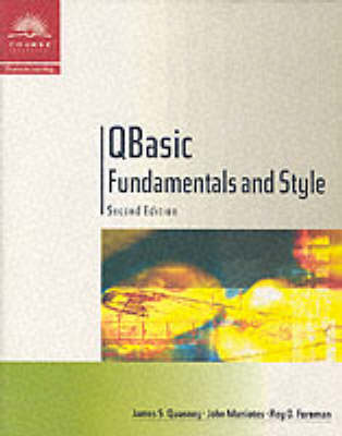 QBASIC Fundamentals and Style with an Introduction to Microsoft Visual Basic (Paperback)
