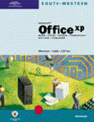 """Microsoft"" Office XP: Advanced Course (Spiral bound)"