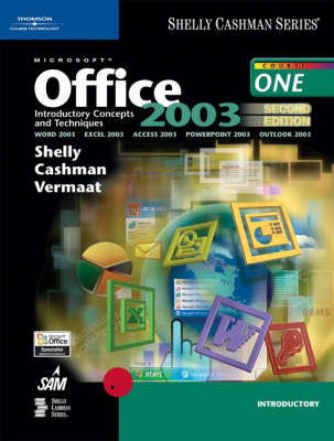 Ms Office 2003: Introductory Concepts and Techniques (Paperback)