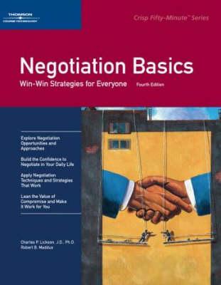Crisp - Successful Negotiation (Paperback)