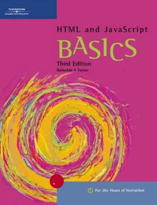 HTML and Javascript Basics (Paperback)
