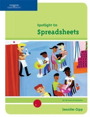 Spotlight On: Spreadsheets (Spiral bound)