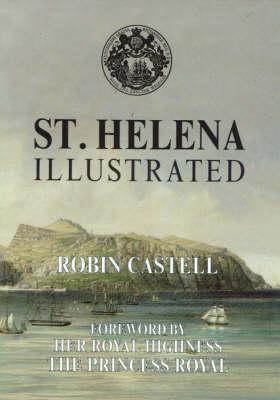 St. Helena Illustrated (Hardback)