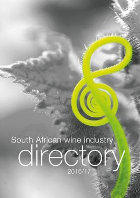 South African wine industry directory 2016/2017 (Paperback)
