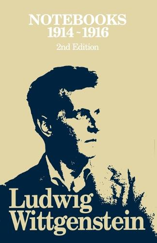 Notebooks, 1914 - 1916 (Paperback)