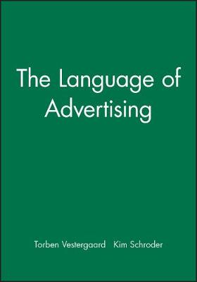 The Language of Advertising (Paperback)