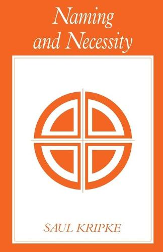 Naming and Necessity (Paperback)