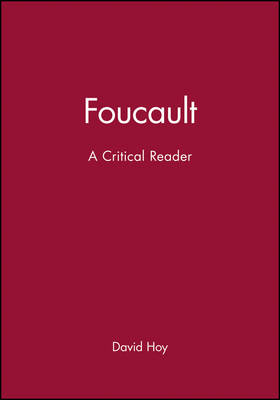 Foucault: A Critical Reader - Blackwell Critical Reader (Paperback)