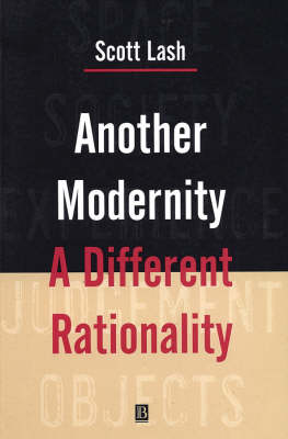 Another Modernity: A Different Rationality (Paperback)
