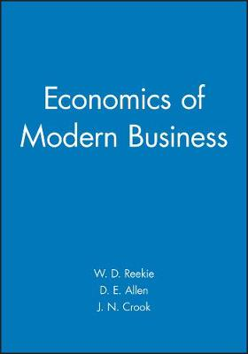 Economics of Modern Business (Paperback)