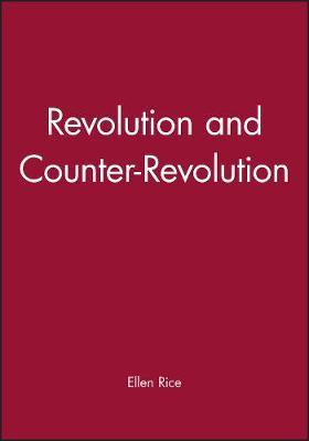 Revolution and Counter-Revolution (Hardback)