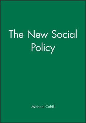 The New Social Policy (Paperback)