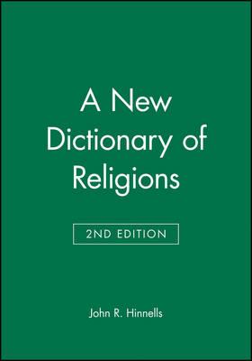 A New Dictionary of Religions (Hardback)