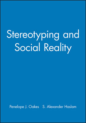 Stereotyping and Social Reality (Paperback)