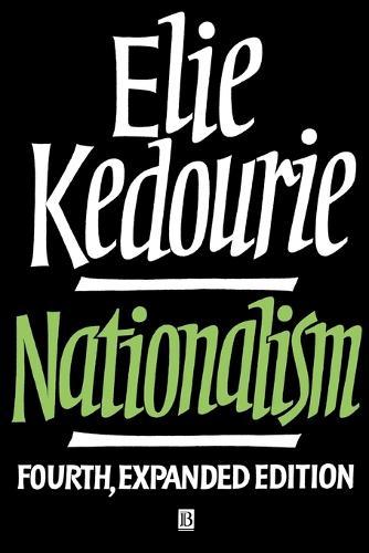 Nationalism (Paperback)