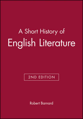 A Short History of English Literature (Paperback)