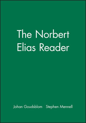 The Norbert Elias Reader - Blackwell Readers (Paperback)