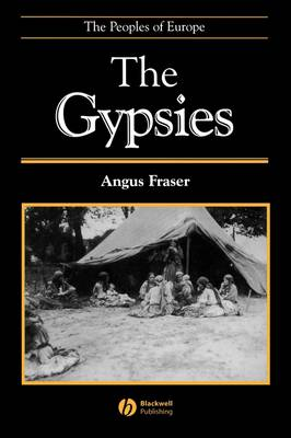 The Gypsies - The Peoples of Europe (Paperback)