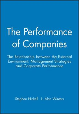 The Performance of Companies (Hardback)