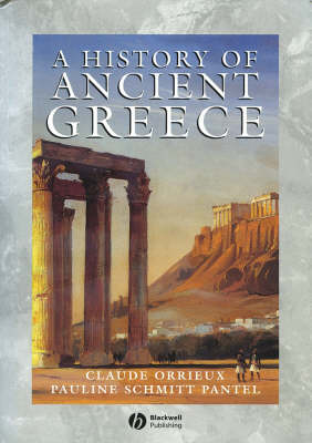 A History of Ancient Greece (Paperback)