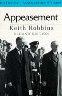 Appeasement - Historical Association Studies (Paperback)