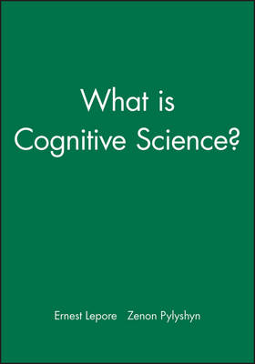What is Cognitive Science? (Paperback)