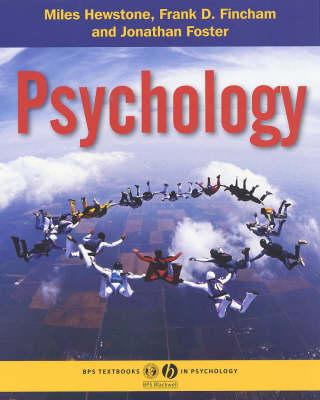 Psychology - BPS Textbooks in Psychology (Paperback)