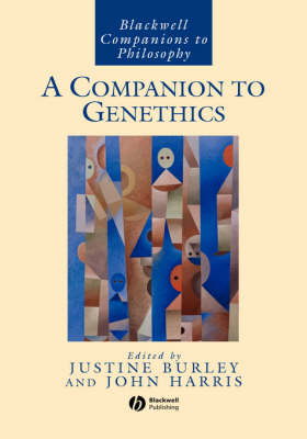 A Companion to Genethics - Blackwell Companions to Philosophy (Hardback)