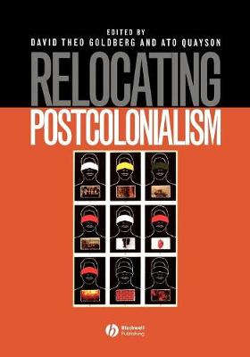 Relocating Postcolonialism (Paperback)