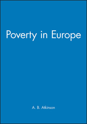 Poverty in Europe - The Yrjo Jahnsson Lectures (Hardback)