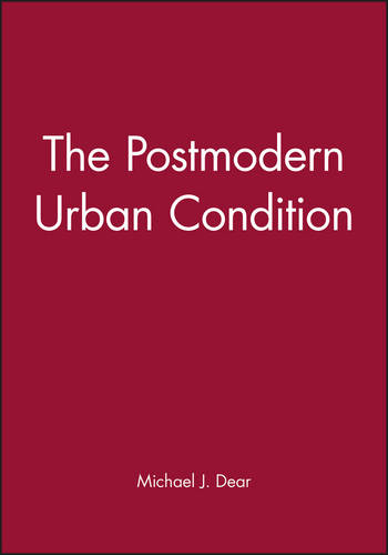 The Postmodern Urban Condition (Paperback)