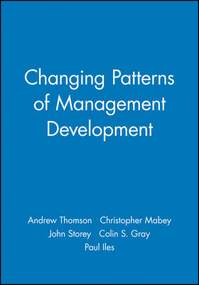 New Issues in Management Development - Management, Organizations & Business (Paperback)