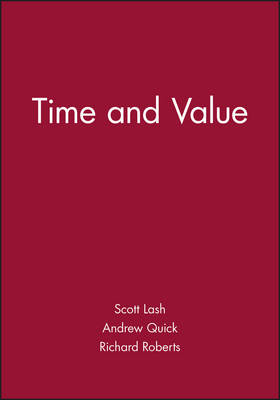 Time and Value (Paperback)