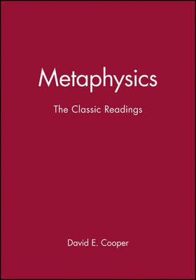 Metaphysics: The Classic Readings - Philosophy: The Classic Readings (Paperback)