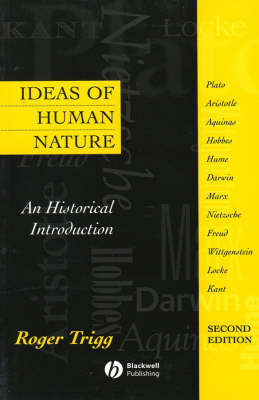 Ideas of Human Nature: An Historical Introduction (Paperback)