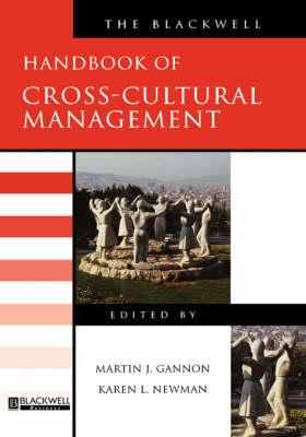 The Blackwell Handbook of Cross-Cultural Management - Blackwell Handbooks in Management (Hardback)