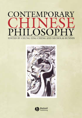 Contemporary Chinese Philosophy (Paperback)