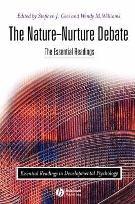 The Nature-Nurture Debate: The Essential Readings - Essential Readings in Developmental Psychology (Paperback)