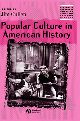 Popular Culture in American History - Blackwell Readers in American Social and Cultural History (Hardback)