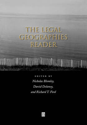 The Legal Geographies Reader: Law, Power and Space (Paperback)
